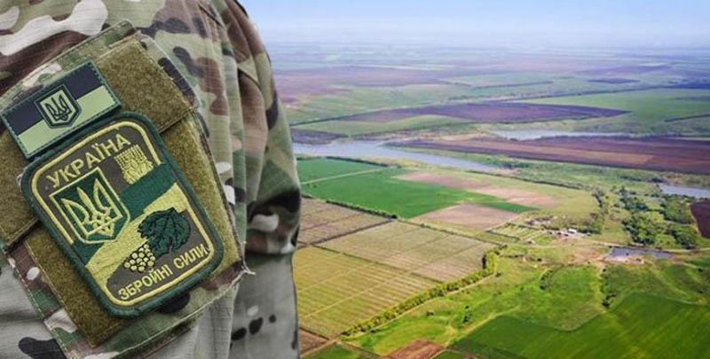 У Хмельницькій області понад 9 тисяч гектарів землі надано у власність для потреб військовослужбовців