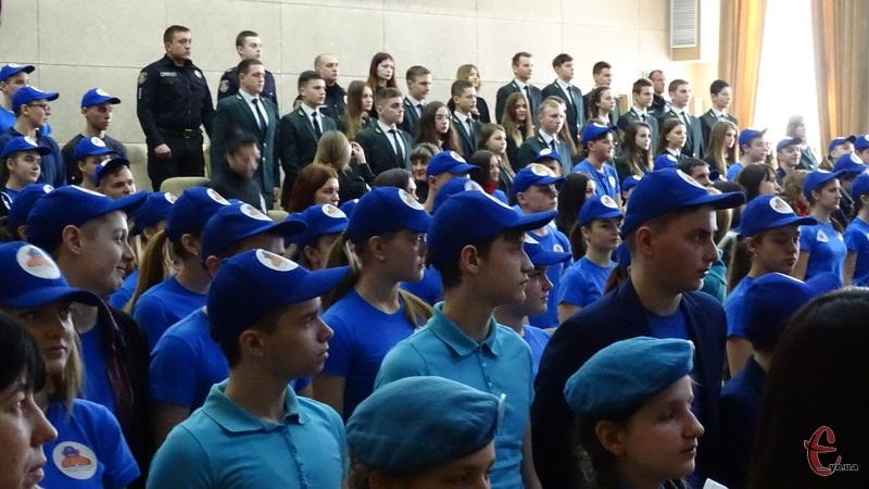 Хмельницьке об'єднання молодих і активних налічує 238 учасників