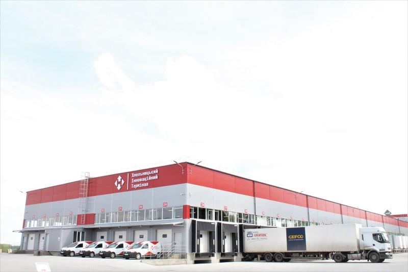 Хмельницький інноваційний термінал почав працювати з березня цього року