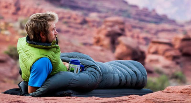 Хороший спальник допоможе якнайкраще насолоджуватися походом