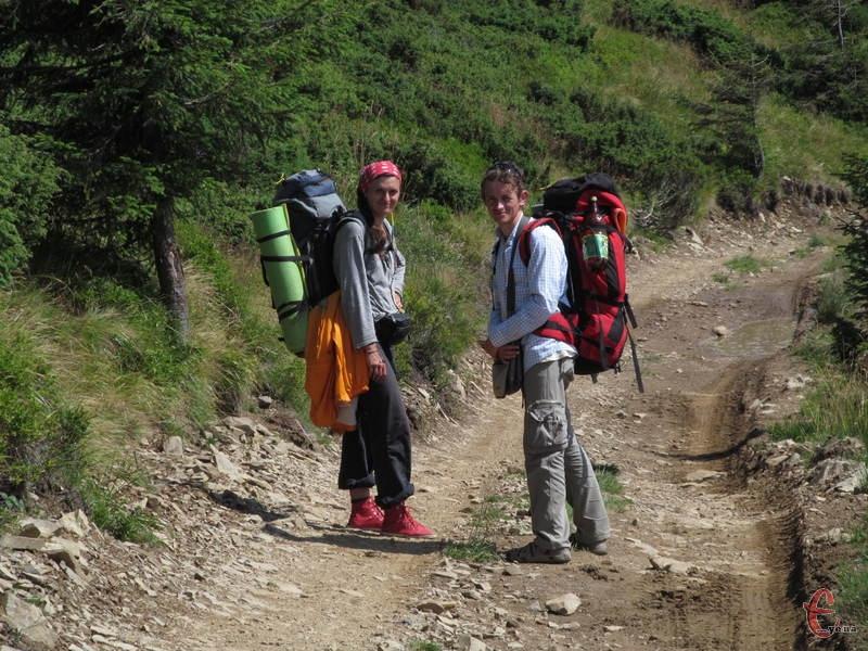 Вдало і компактно спакований рюкзак дозволить вам з легкістю долати складні гірські маршрути