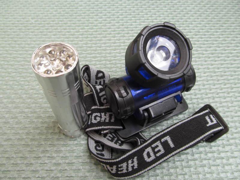 Ліхтарики класифікують за різними параметрами