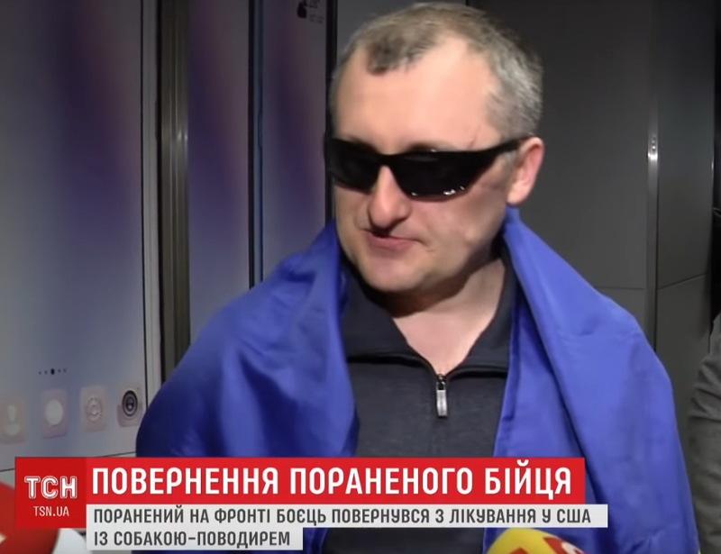 Олександр Дармороз продовжить своє лікування в Україні