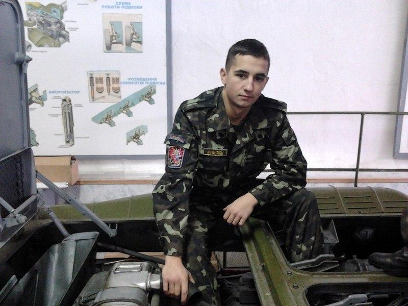 22-річний боєць отримав нагороду від Президента посмертно