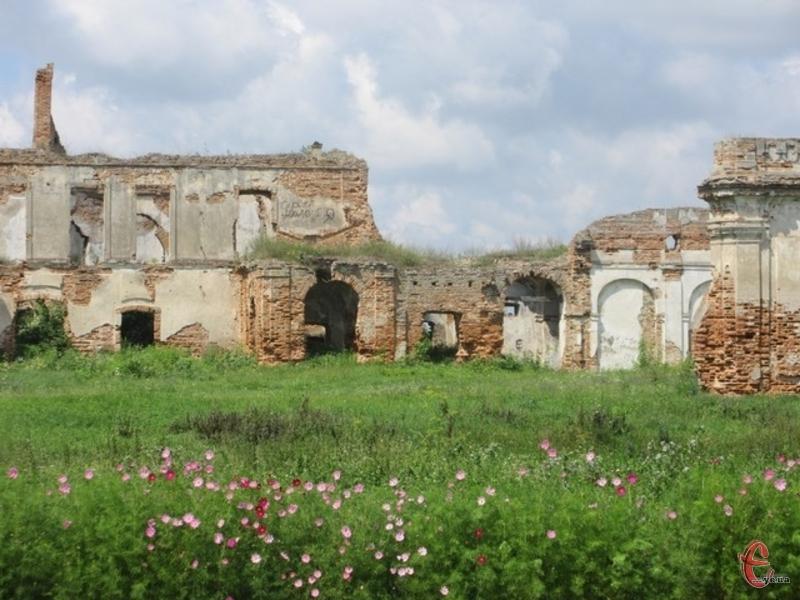 Пам'ятки в Ізяславі руйнуються на очах