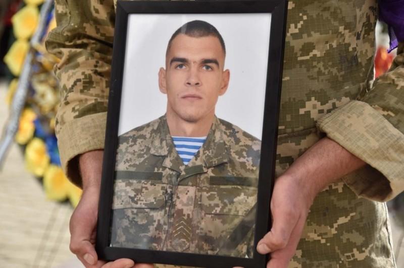 Максиму Кондратюку було 26 років…. Фото: надане Андрієм Агєєвим