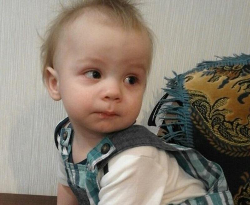Наразі Мар'янчик перебуває у Хмельницькій обласній дитячій лікарні. Фото: надане Андрієм Коберським