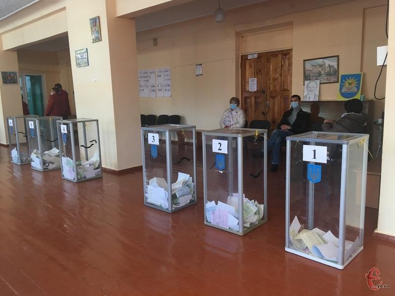 Понад 150 поліцейських забезпечуватимуть правопорядок під час повторного голосування