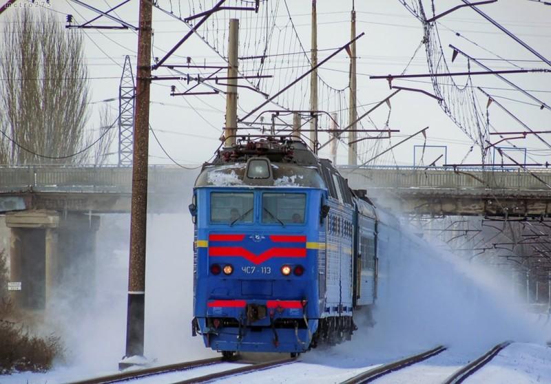 Поїзд змінить розклад руху