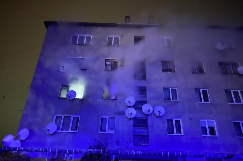 Пожежа сталася у Шепетіівці