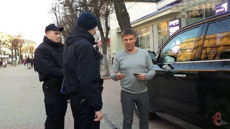 За проїзд по пішохідній вулиці водій заплатить штраф у розмірі 255 гривень.