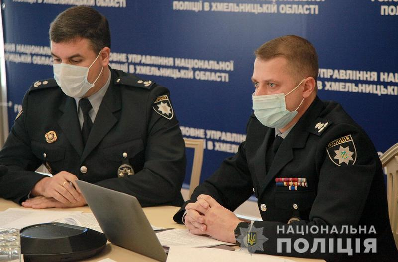 Наразі в області працівники поліції склали 18 адміністративних проктологів за порушення виборчого законодавства