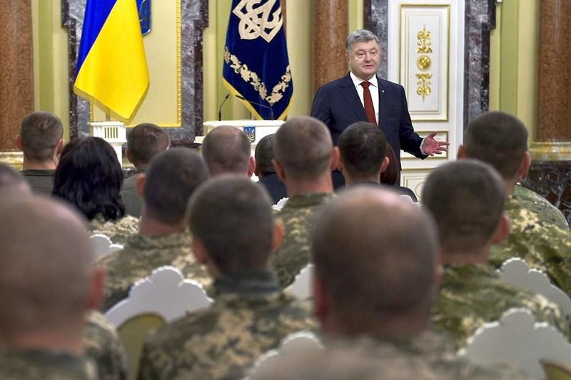 Бійців нагороджували з нагоди Дня захисника України