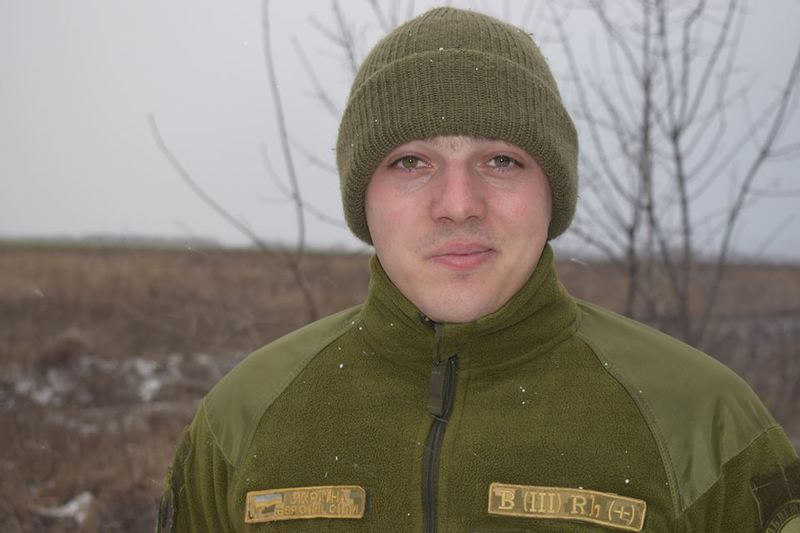 Андрія Кущика нагородив Президент