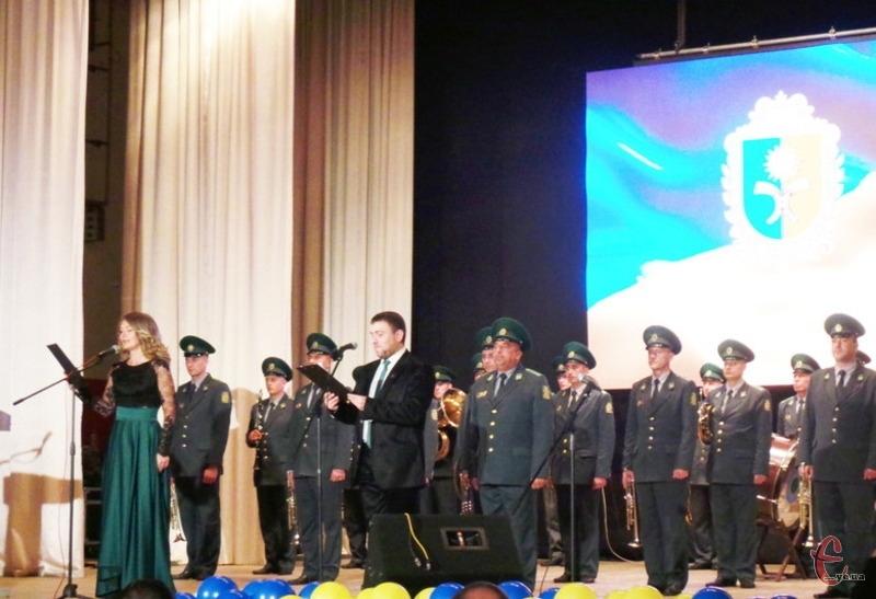 Урочистості з нагоди 80-річчя області відбулись в обласній філармонії