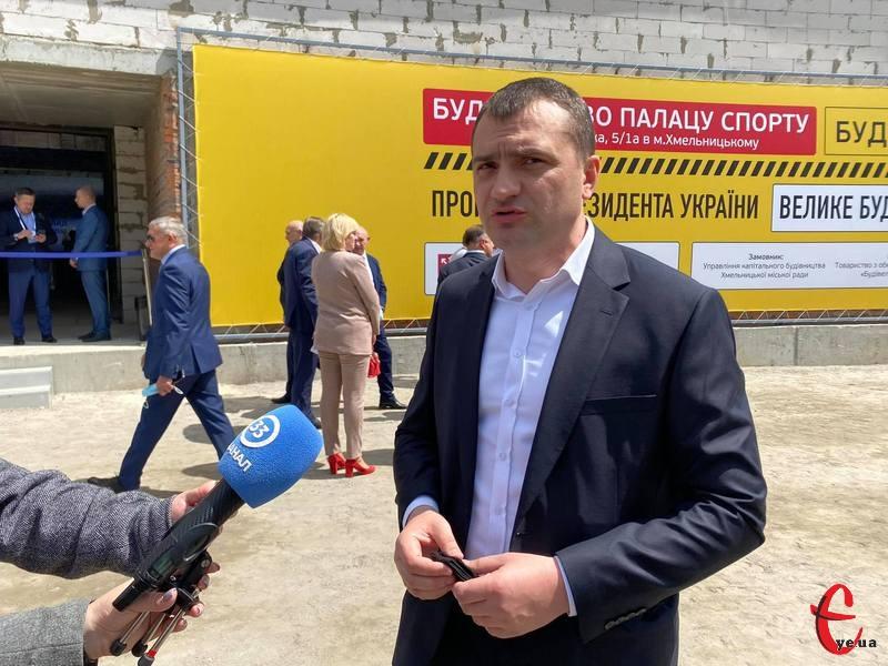 Олександр Симчишин матиме на Конгресі виступ і планує піднімати два питання