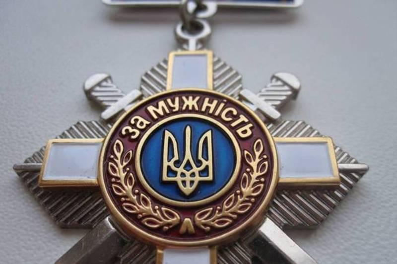 Бійців Президент нагородив посмертно