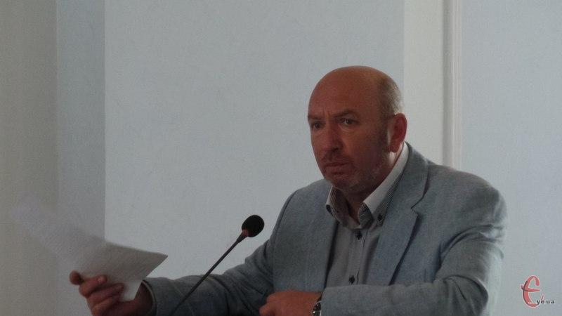 Михайло Сімашкевич отримав нагороду