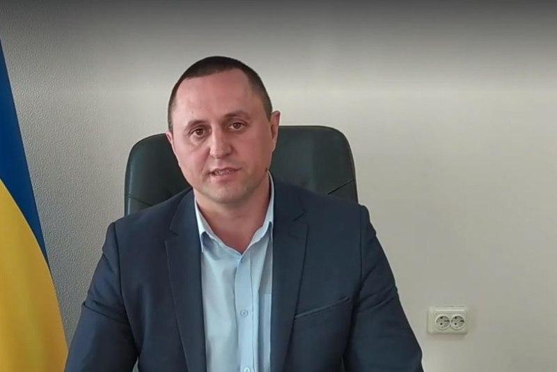 Володимира Лужняка звільнили з посади голови РДА