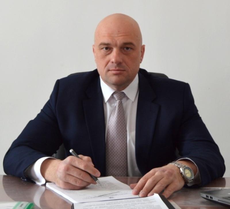 Роман Підопригора очолював Шепетівську РДА з квітня 2017 року