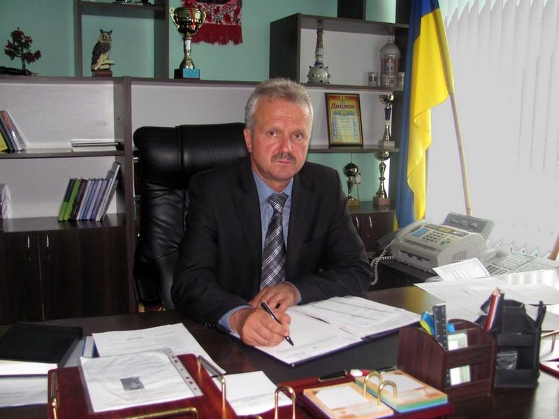 Володимира Сергійчука звільнили з посади голови Волочиської РДА