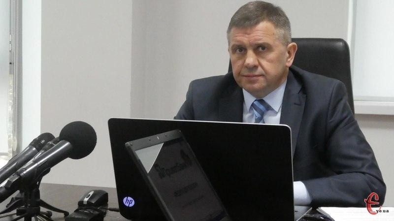 Юрій Браніцький розповів про нові програми ПриватБанку.
