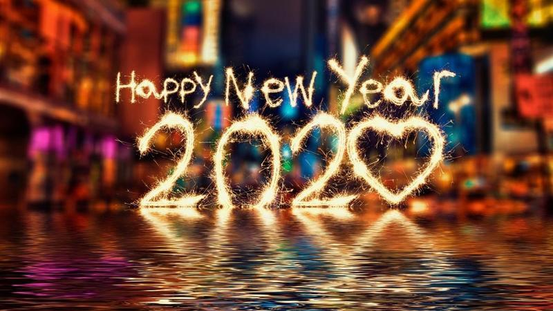 Привітайте своїх рідних з Новим роком!