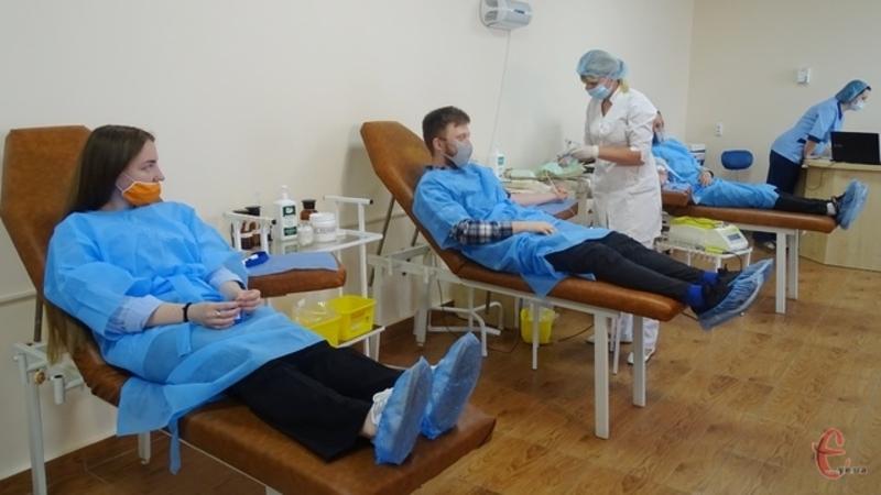 Хмельничан запрошують стати донорами крові
