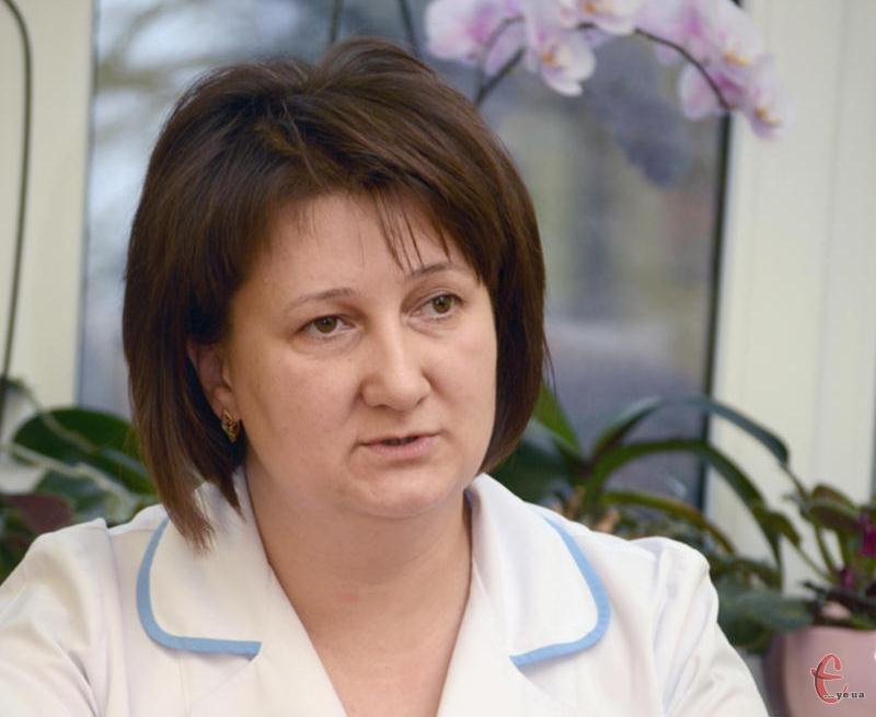 На посаду з 12 травня призначили Наталію Олегівну Зимак-Закутню