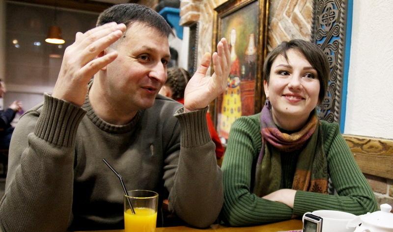 Ігор та Ірина зізнаються, що приїхали до міста погостювати до родичів і вирішили тут залишитися