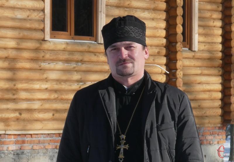 Андрій Смакул — благочинний Православної церкви України Летичівського району