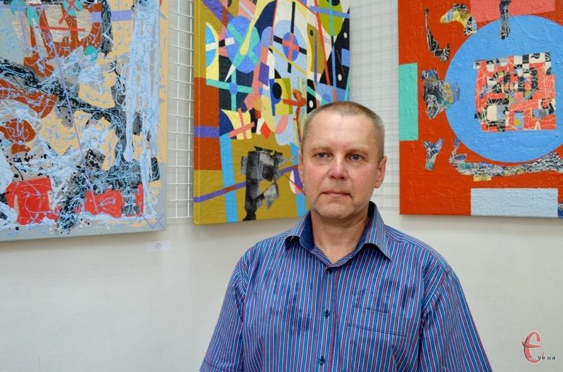 Експозиція картин Віктора Куби триватиме до 25 серпня