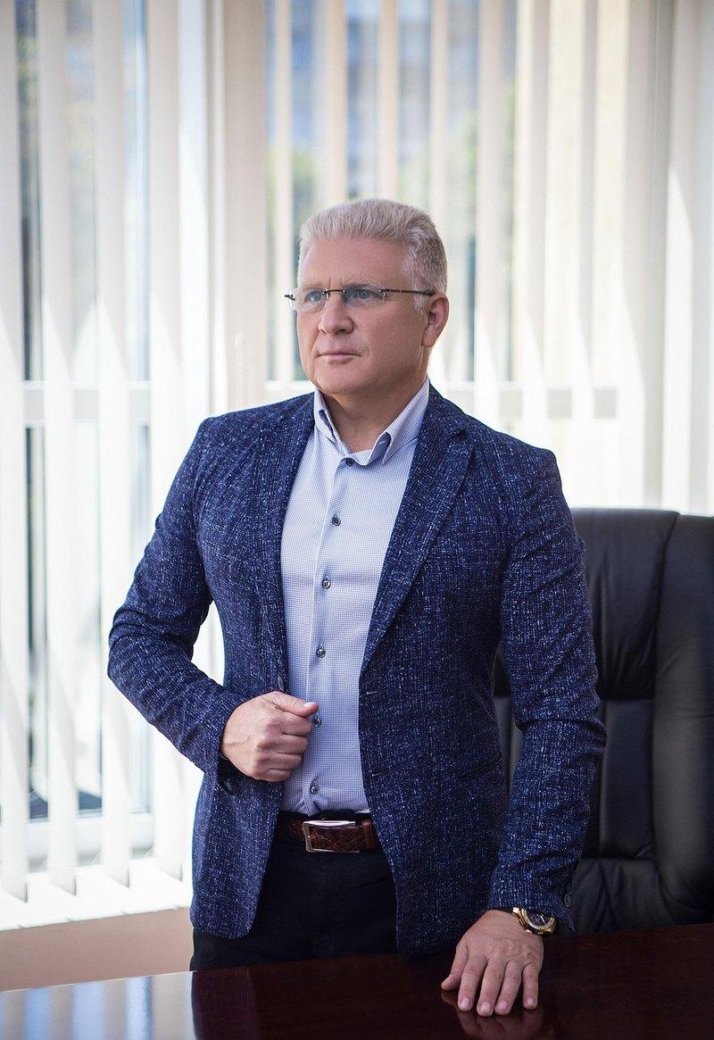 Микола Леонідович Спектор, президент ТРК «Еверест»