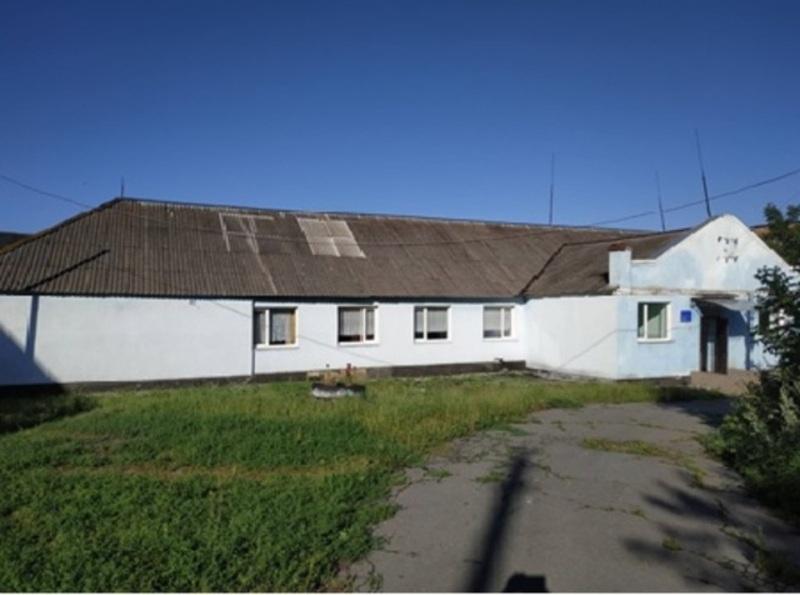 Лікувальний корпус А ліквідованої психіатричної лікарні №2