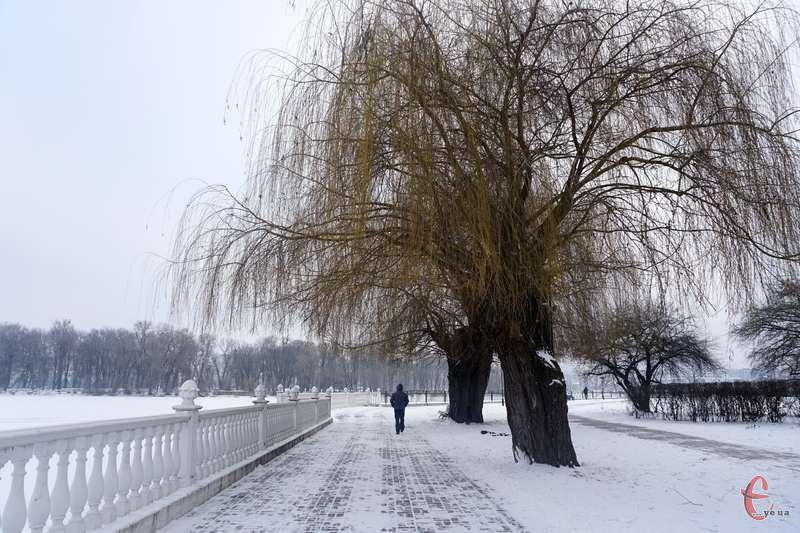 Зима і далі пануватиме