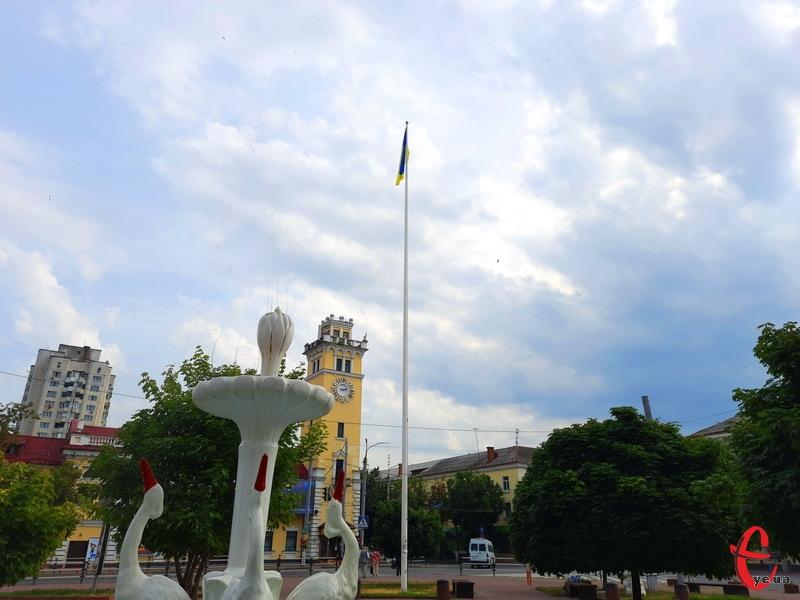 За прогнозами синоптиків, 18 липня в Хмельницькому буде до 30 градусів тепла, а також можливі опади