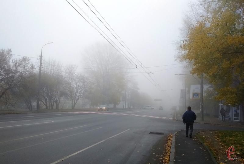 Четвер на Хмельниччині буде з туманами