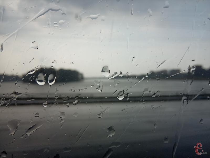 Завтра дощ йтиме увесь день