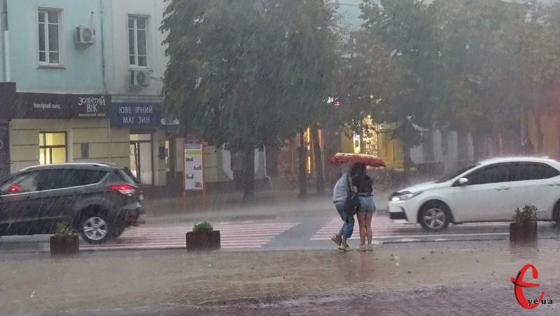 Жителів області попереджають про можливі опади завтра, 4 серпня