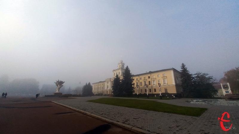 Хмельничан попереджають про тумани вранці