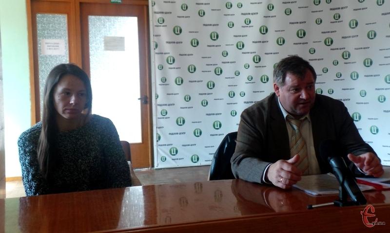 Дружина і адвокат Сергія Петрунькова зустрілися з журналістами