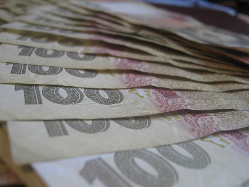 Мінімальна зарплата в Україні зросте з 1 вересня