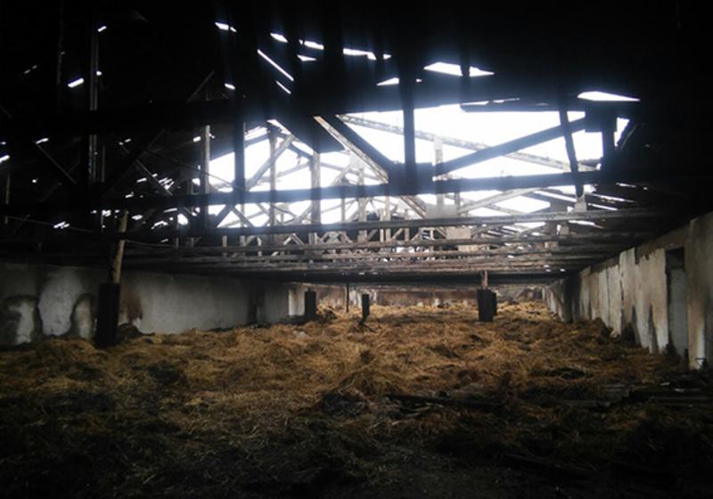 Збитки від пожежи ще не порахували