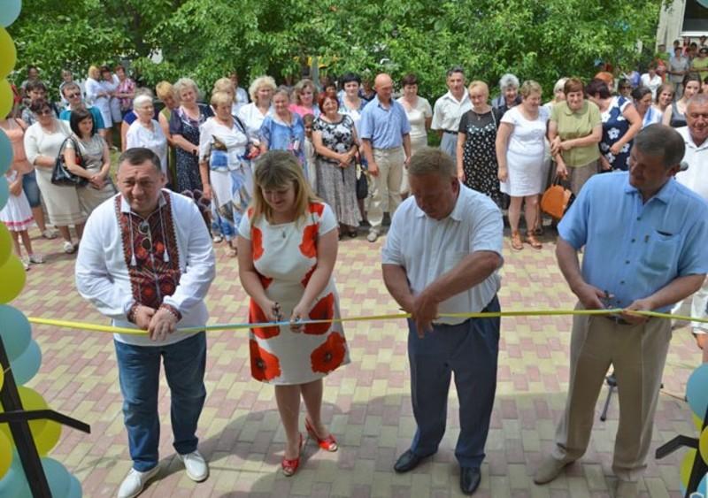 До Дня медика у Городку відкрили нове стрилізаційне відділення та прачечну
