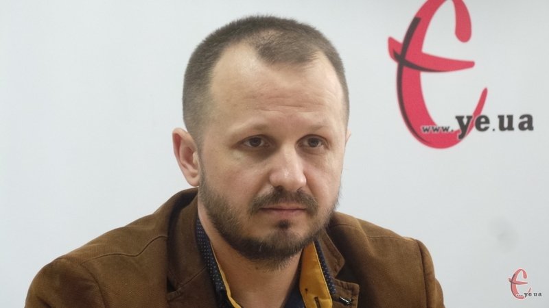 Роман Миколаїв: