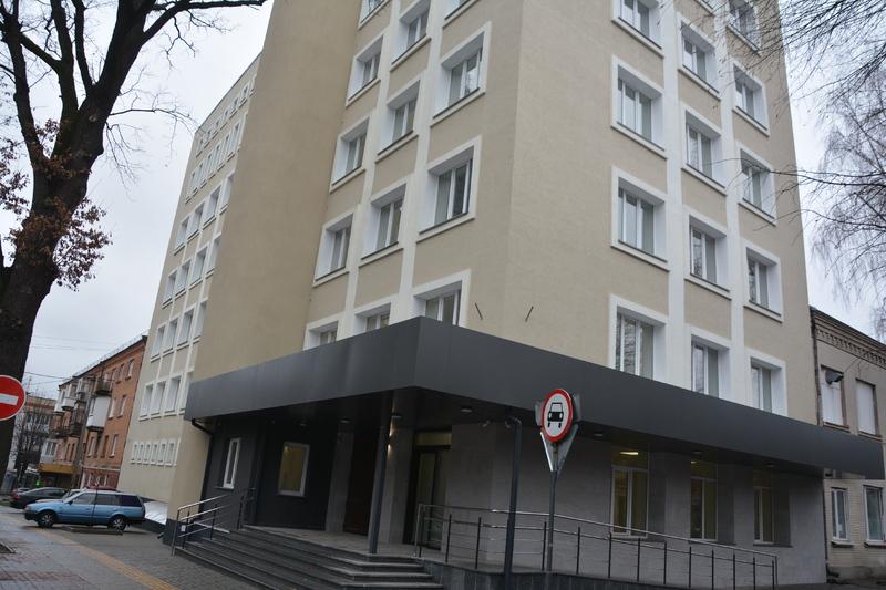 Загальна вартість реконструкції, яку проводять за рахунок обласного та державного бюджетів, – понад 100 мільйонів гривень