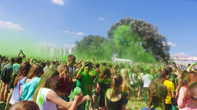 У Хмельницькому на фестивалі «Green Fest» 25 червня 2016 року встановили новий рекорд України