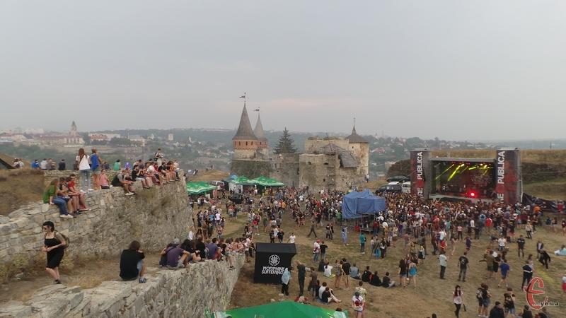 Відбувся перший день ювілейного фестивалю