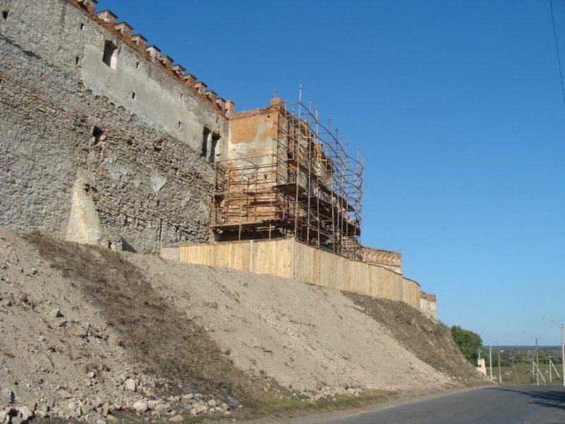 Реставрацію будівлі палацу планують завершити у 2022 році