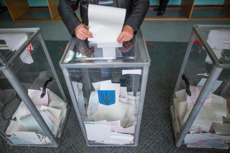 У шести об\'єднаних громадах області пройшли перші місцеві вибори
